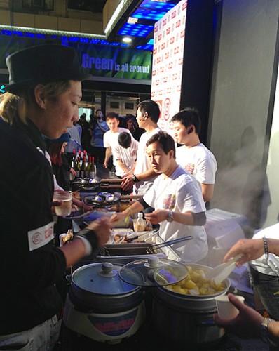 mongkok style snacks clot vans party hong kong hk