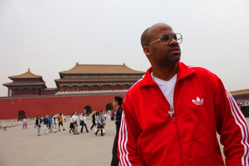 Damon Dash beijing adidas collide china hong kong hk