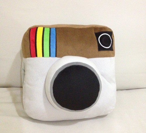 instagram cushion app icon pillow hong kong chinese new year fair