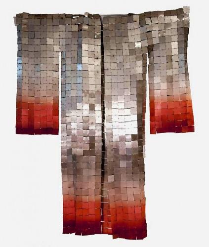miya ando stanoff art metal kimono artist hong kong hk