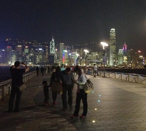 hk best walks hong kong avenue of stars tst