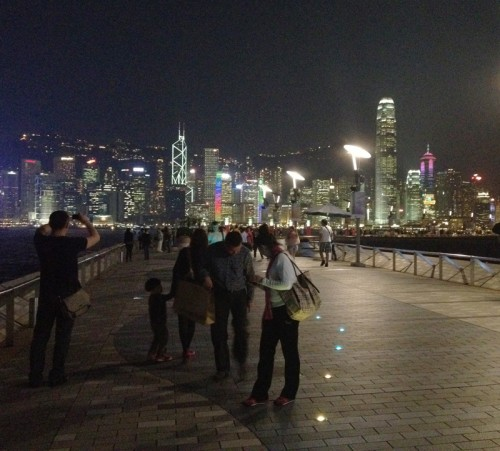 hk best walks hong kong avenue of stars tst