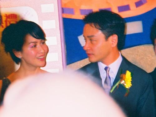 carina lau ka ling leslie cheung hong kong hk movie film star