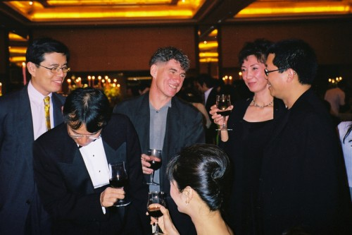 Christopher Doyle cinematographer hk hong kong film nansun shi