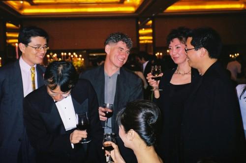 Christopher Doyle cinematographer hk hong kong film nansun shi