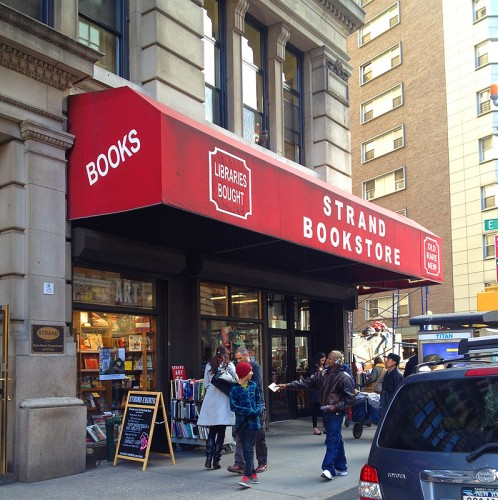 strand bookstore ny new york nyc books book store used