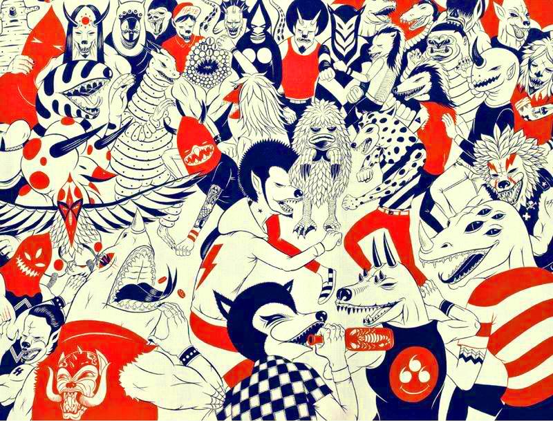 Prodip Leung artist lmf Abstract Dimension hong kong