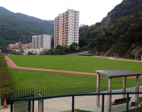 green lane service reservoir sitting out area track happy valley hk