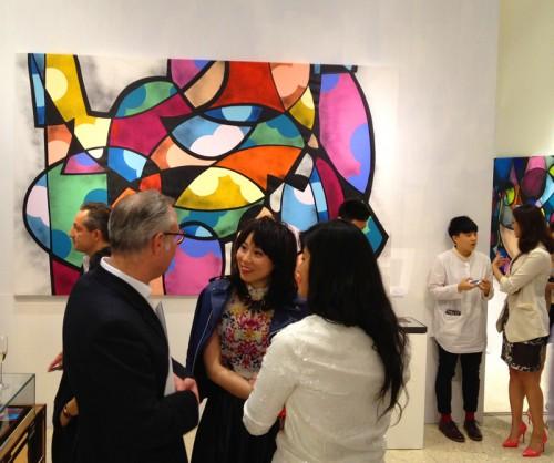 jmr art basel hk jm rizzi hong kong joyce boutique