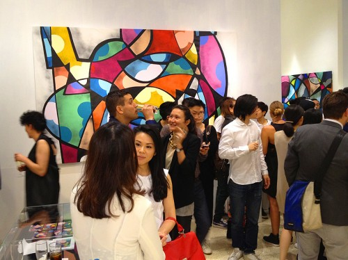 jmr artist art painting jm rizzi hong kong exhibit