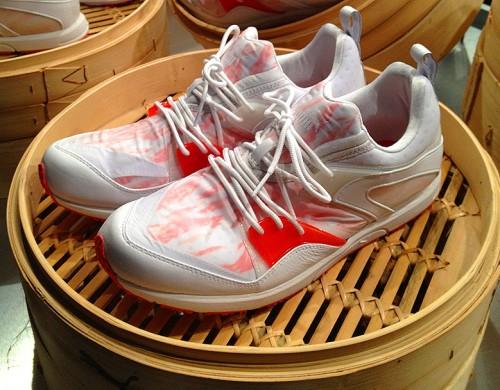 hypebeast x puma dim sum sneakers shoe har gao