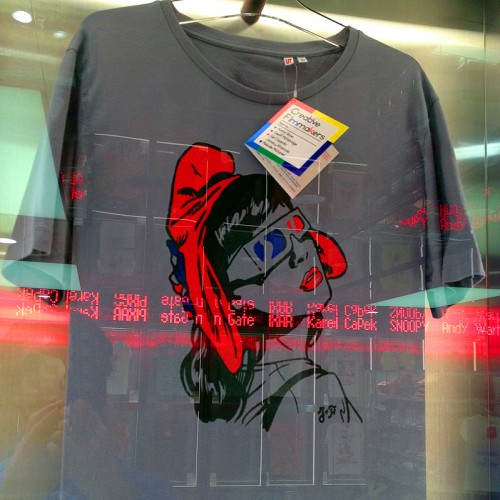 uniqlo creative filmmaker t-shirt ut hong kong hk