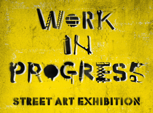 work in progress street art exhibit swire hong kong hk
