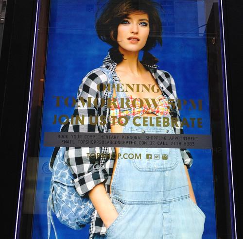 topshop shoes dresses hong kong store hk location