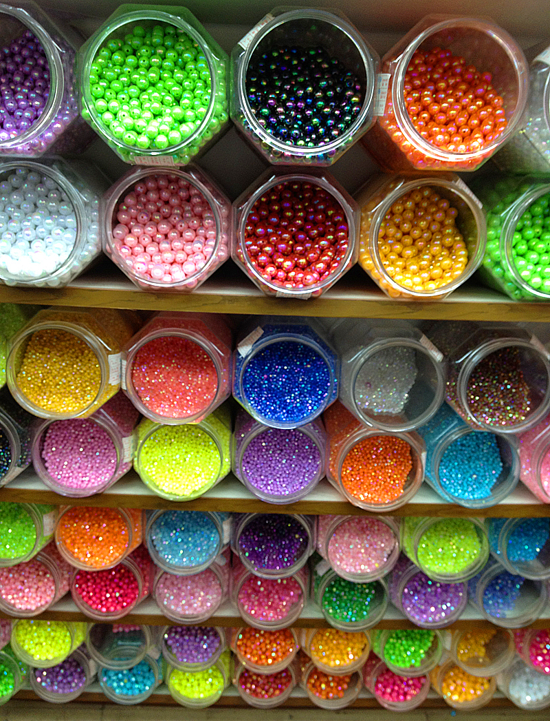Tao yuan bead store sham shui po glass stone metal natural for Art and crafts store