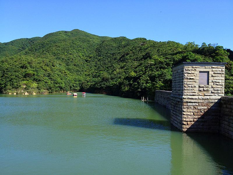 paddle boats hong kong parkview hike trail