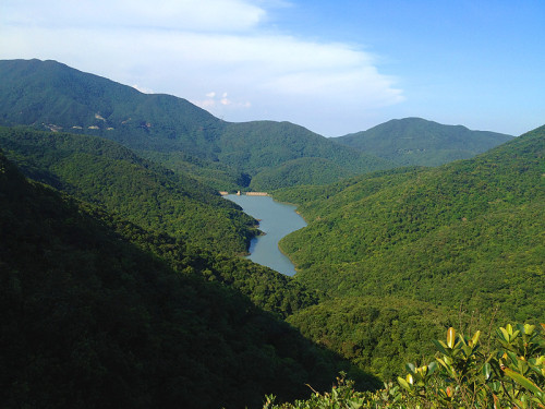 tai tam walk hiking trail hong kong hk