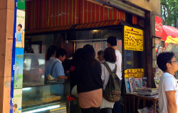 hk style restaurant snack shop stand hong kong high rent