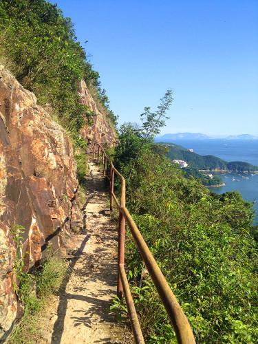 hiking hong kong best hikes tips wilson trail macklehose