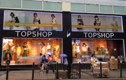 topshop china flagship store hk china