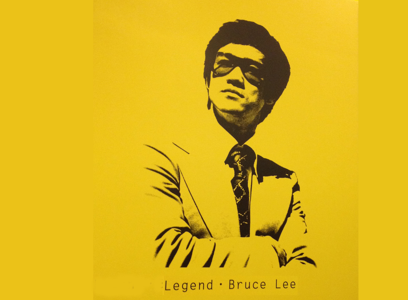 Major Bruce Lee exhibition opens!