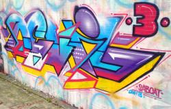 graffiti wall of fame mongkok hong kong kowloon hk
