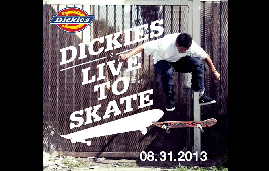 dickies hk skateboarding contest store shop hong kong The One