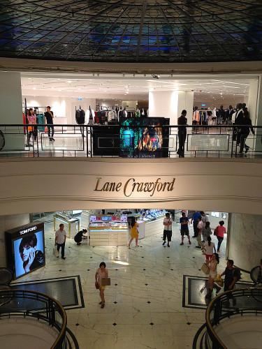 lane crawford times square causeway bay hong kong hk fashion shop