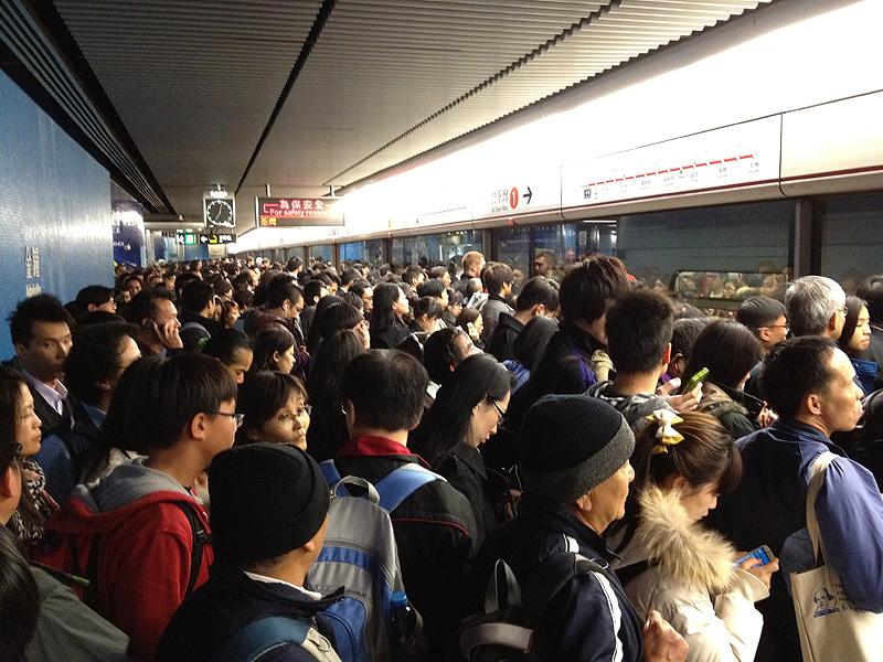 top 10 most annoying things mtr hong kong mrt train hk