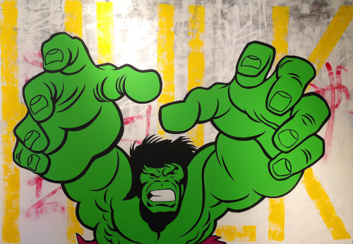 seen graffiti artist interview subway art painting hk opera gallery
