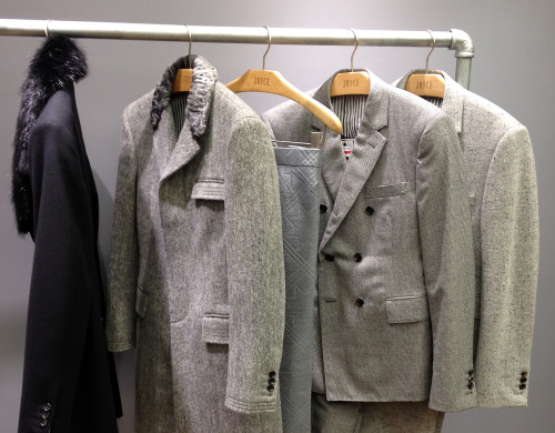 thom browne clothing store shop collection hong kong china