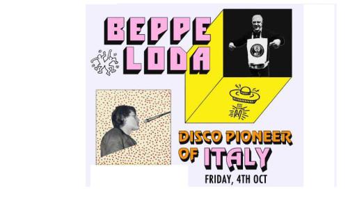 Beppe Loda presents Egotrya - Volcano