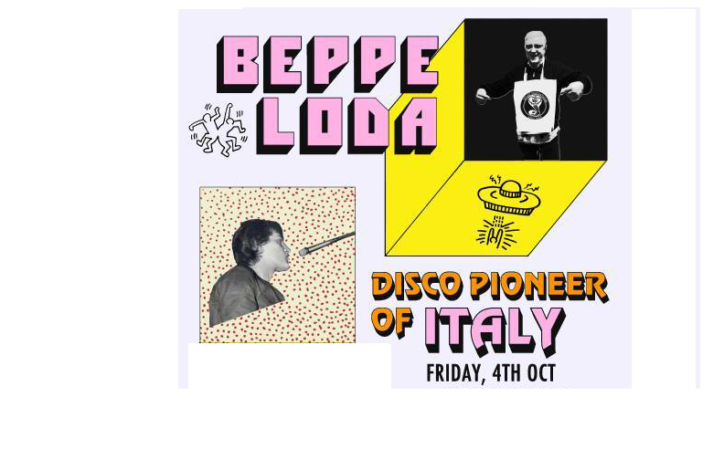 dj beppe loda italian space disco hong kong hk