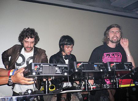 Justice band ed banger 10th anniversary tour busy p blohk party