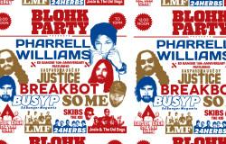blohk party hong kong hk justice pharrell concert lmf band