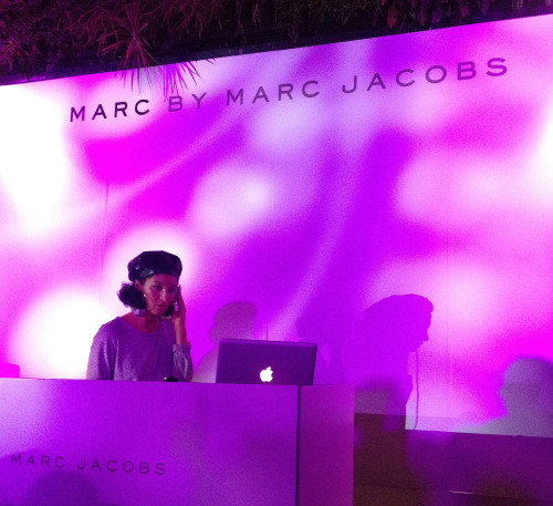 British DJ Yasmin Hong Kong HK Marc Jacobs