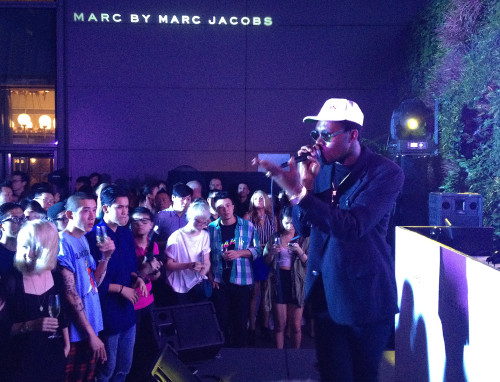 theophilus london marc jacobs hong kong hk