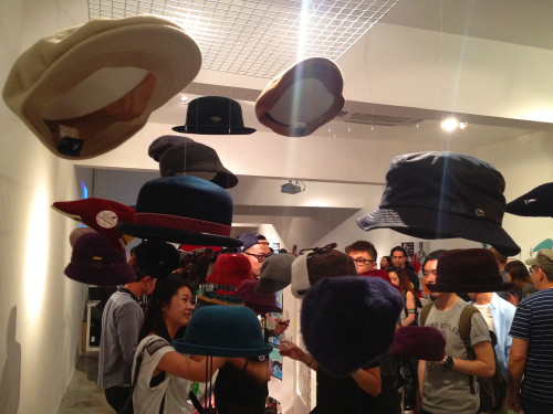 kangol hat cap hong kong 75th hk