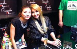CL 2ne1 kenzo on pedder hong kong hk