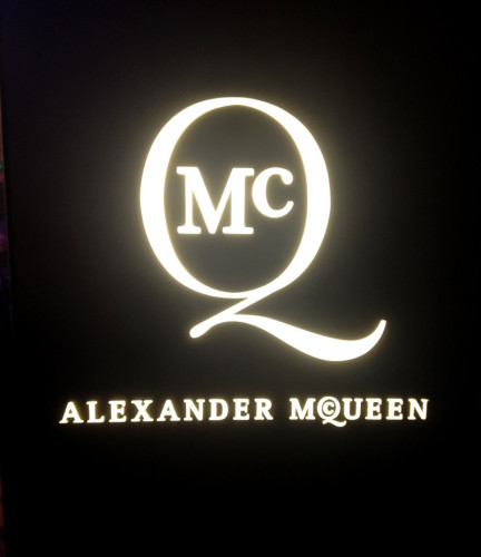alexander mcqueen mcq store opening hong kong hk