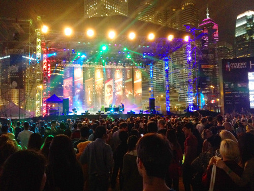 hong kong hk fan zone ticket