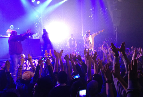 raekwon ghostface killah club cubic macau
