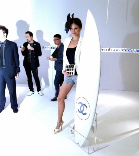 chanel surfboard rosemary vandenbroucke hk