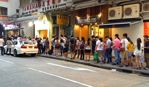hello kitty 40th anniversary ramen pop up hong kong hk