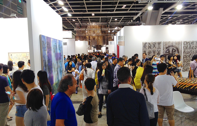 art basel hong kong hk fair