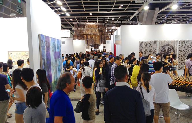 art basel hong kong hk fair