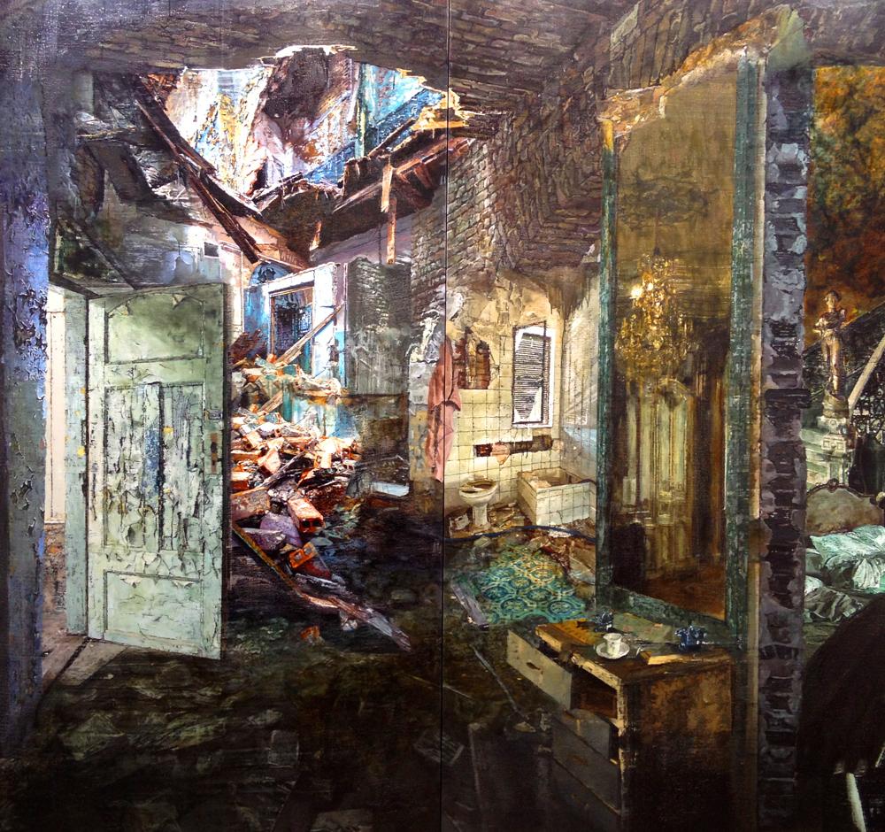 yuan yuan painter hangzhou china art basel