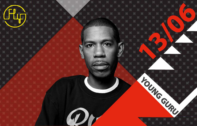 dj young guru engineer hk hong kong