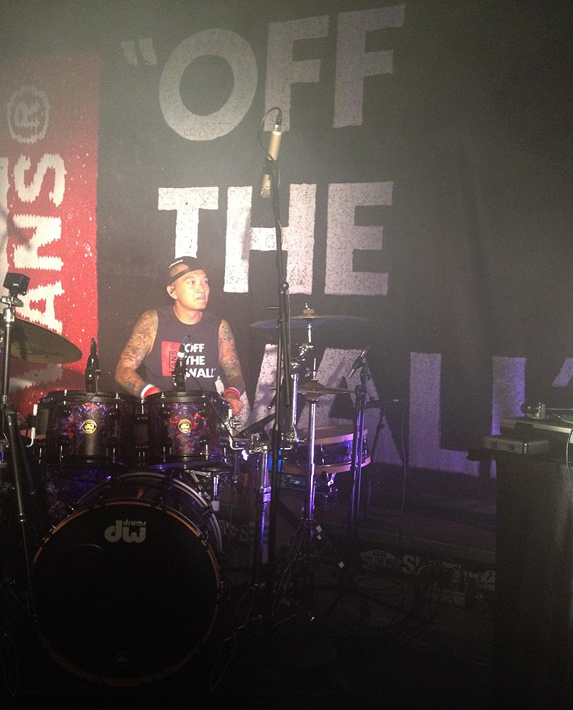 kevin lmf hardpack drummer hong kong hk