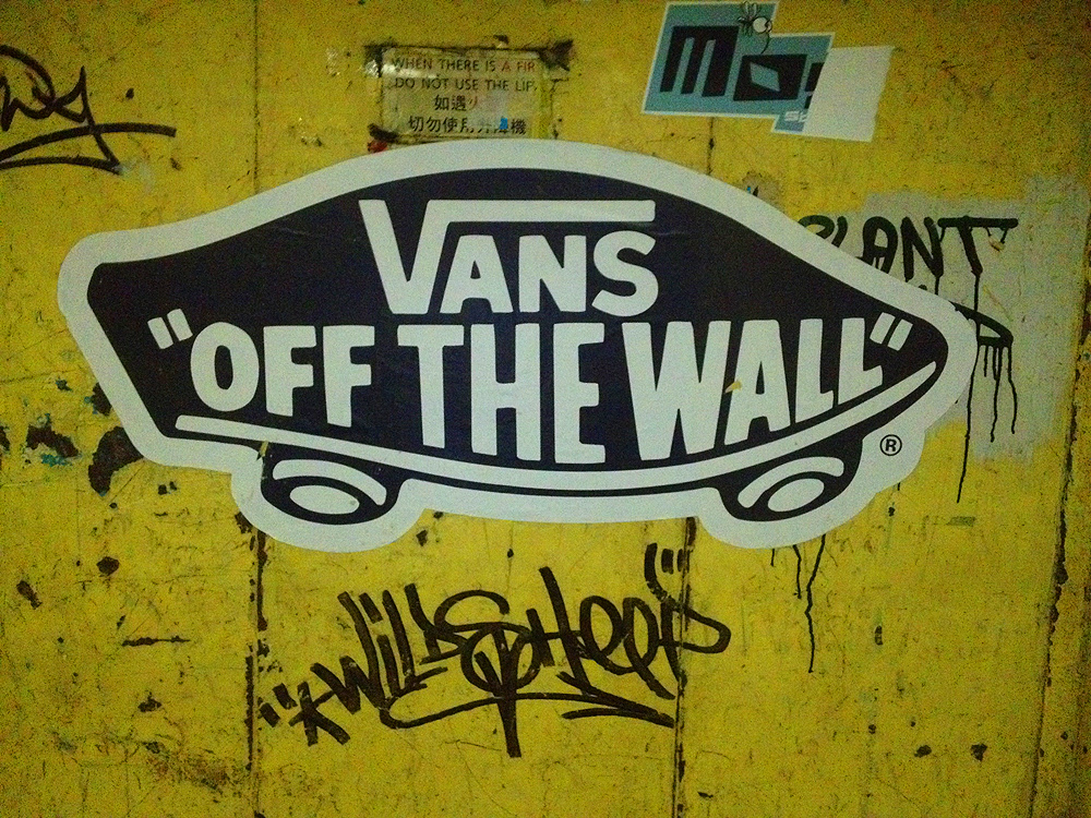 vans sk8five2 hong kong hk living off the wall